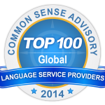 We're a Top Language Service Provider!