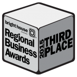 ASL Services Received 3rd at the Regional Business Awards!