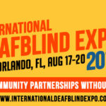 International DeafBlind Expo 2016